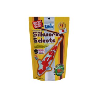 Hikari Silkworm select medium 500g