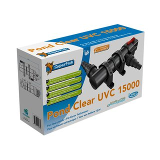Superfish Pond Clear UVC 15000 18 Watt