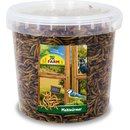 JR FARM Wildvogel Mehlwürmer 400g (Eimer)
