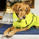 DRYUP cape lime, S, 56 cm