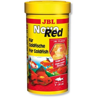 JBL NovoRed Flockenfutter 250ml