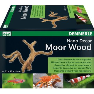 Dennerle Nano Decor Moor wood (22x13x11cm)