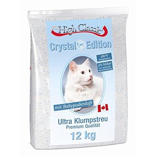 Classic Cat High Crystal Edition Katzenstreu 12kg